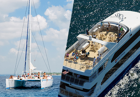 Public & Private Cruises